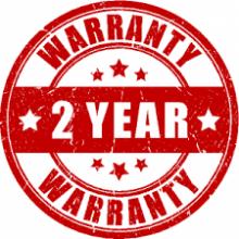 2 year warranty6