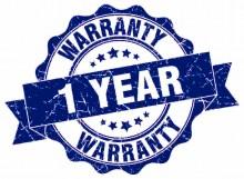 a1 Warranty Logo25
