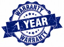 a1 Warranty Logo724
